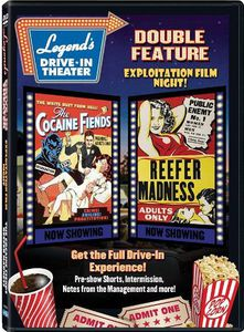 The Cocaine Fiends /  Reefer Madness