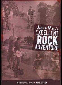 John & Marks Excellent Rock Adventure-Instructiona