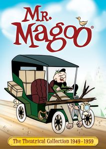Mr Magoo: The Theatrical Collection (1949-1959)