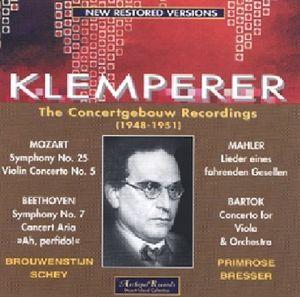 Concertgebouw 1948-51