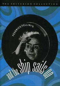 And the Ship Sails on (Criterion Collection)