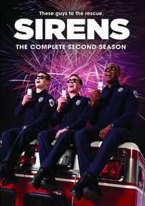 Sirens: The Complete Second Season