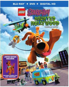 Lego Scooby: Haunted Hollywood (National /  w. Figurine)