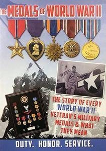 The Medals of World War II