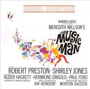 Music Man (Original Soundtrack)