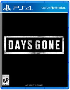 Days Gone for PlayStation 4