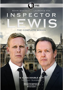 Inspector Lewis: The Complete Series (Masterpiece)