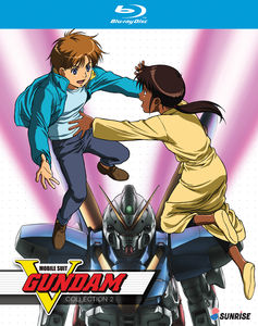 Mobile Suit Victory Gundam: Collection 2