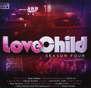 Love Child: Season 4 (Original Soundtrack) [Import]