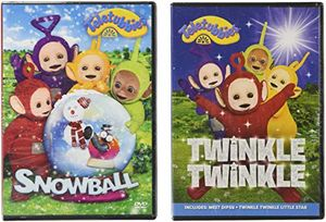 Teletubbies: Snowball /  Teletubbies: Twinkle Twinkle