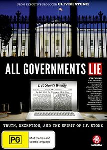 All Governments Lie [Import]