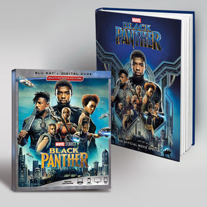 Black Panther Blu-ray Special Bundle