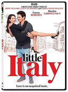 Little Italy , Hayden Christensen