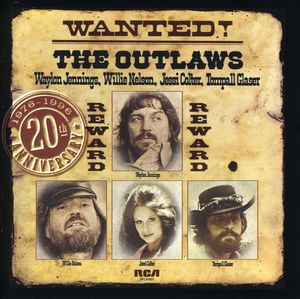 Wanted: The Outlaws , Waylon Jennings