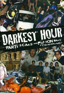 Party Scars and Prison Bars a Thrashography