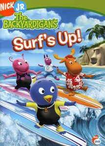 The Backyardigans: Surf's Up