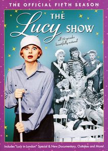 The Lucy Show: The Official Fifth Season