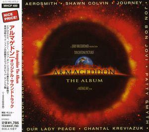 Armageddon (Original Soundtrack) [Import]