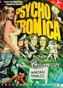 Psychotronica: Collector's Set