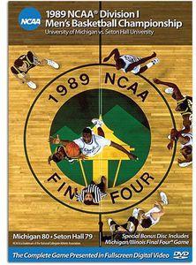 1989 Michigan /  Seto Hall