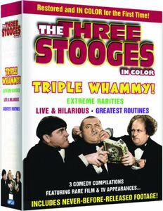 Three Stooges: Triple Whammy