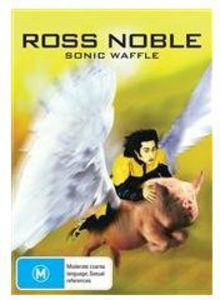 Ross Noble: Sonic Waffle [Import]