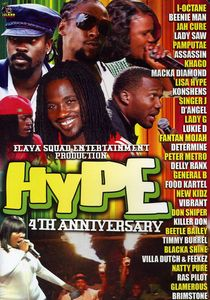 Hype: 4th Anniversary