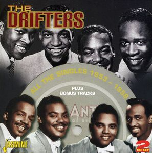 All the Singles 1953-58 [Import] , Drifters