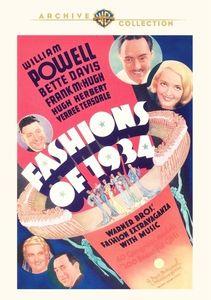 Fashions of 1934