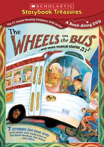 The Wheels on the Bus...And More Sing-Along Favorites
