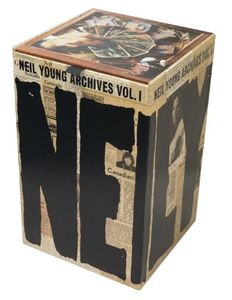 Neil Young Archives V.1  (1963-1972)