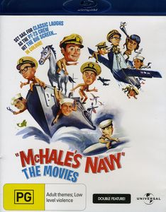 McHale's Navy Movie Double Feature [Import]