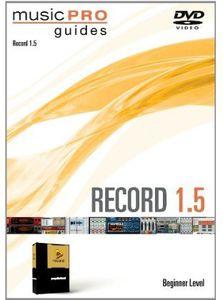 Musicpro Guides: Record 1.5 Beginner Level