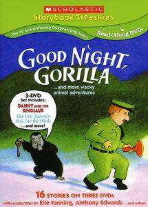 Good Night, Gorilla...And More Wacky Animal Adventures