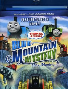 Thomas and Friends: Blue Mountain Mystery the Movie