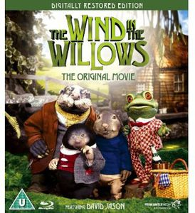 Wind in the Willows-The Original Movie [Import]