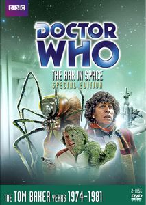 The Doctor Who: Ark In Space , Tom Baker