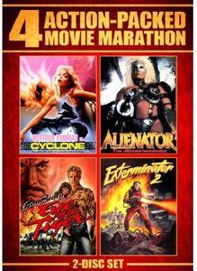 4 Action-Packed Movie Marathon: Volume One