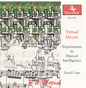 Virtual Mozart: Experimnts in Musical Intelligence