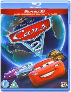 Cars 2 3D [Import]