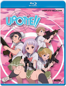 Upotte! Complete Collection