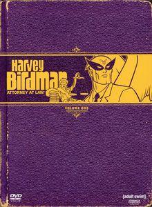 Harvey Birdman Attorney at Law 1