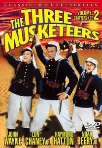 The Three Musketeers: Volume 2: Chapter 7-12