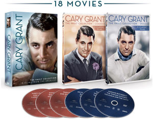 Cary Grant: The Vault Collection