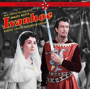 Ivanhoe (Original Soundtrack) [Import]