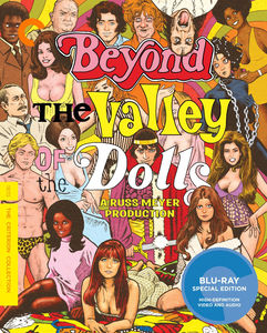 Beyond the Valley of the Dolls (Criterion Collection)