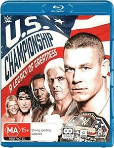 WWE: US Championship - Legacy of Greatness [Import]