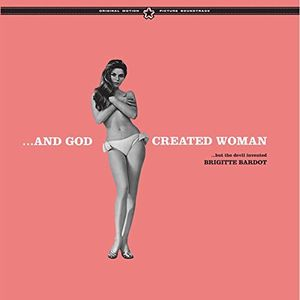 And God Created Woman (Original Motion Picture Soundtrack) [Import]