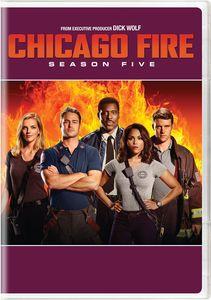 Chicago Fire: Season Five , Jesse Spencer