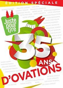 Juste Pour Rire: 35 Ans D'Ovations [Import]